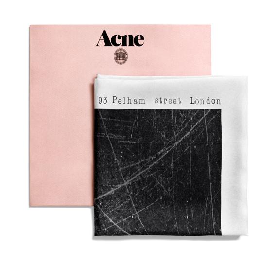 acnescarf